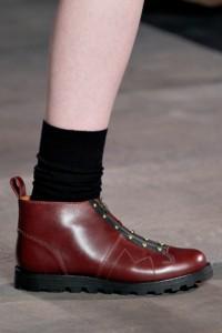 обувь в мужском стиле осень 2012 зима 2013