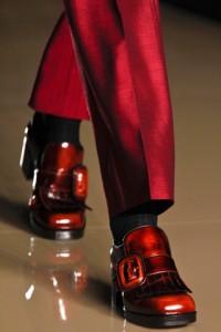 мужской стиль в обуви от Miu Miu