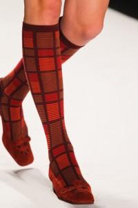 обувь в сезоне осень-зима 2012-2013 Anna Sui