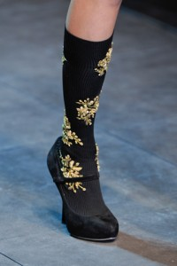 красивая и модная обувь этого сезона Dolce & Gabbana