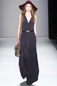 красивое вечернее платье Nicole Miller