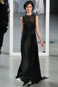 макси платье Derek Lam осень-зима 2012-2013