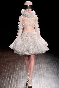 коктейльное платье Alexander McQueen 2012-2013