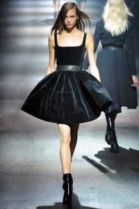 модное коктейльное платье 2012-2013