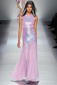 модные вечерние платья Blumarine