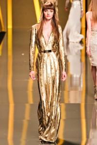 платье осень-зима 2012-2013 Elie Saab