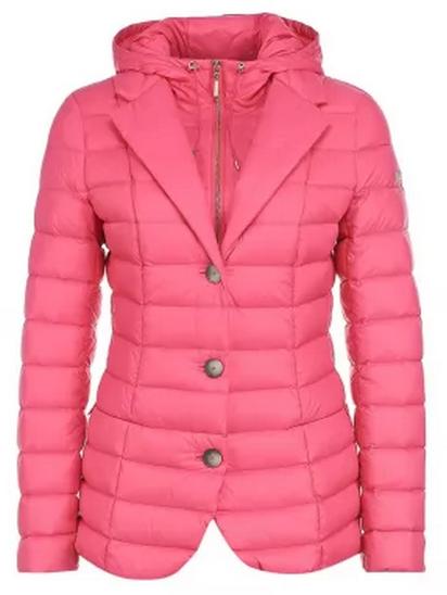 элегантная розовая куртка 2013-2014
