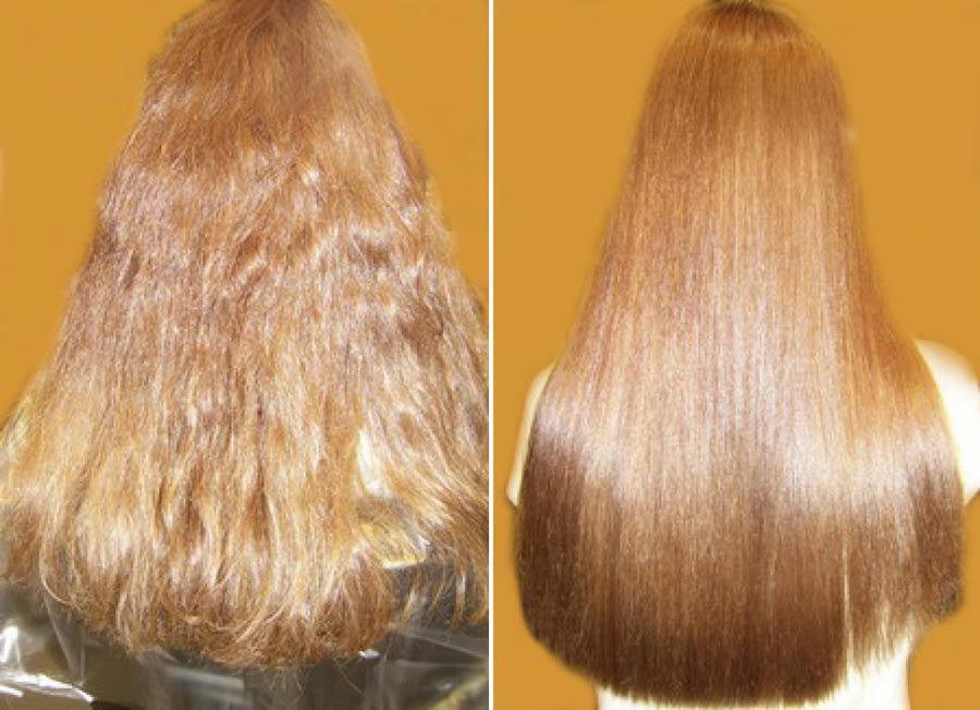Лучшие процедуры для выпрямления волос: в салоне и дома