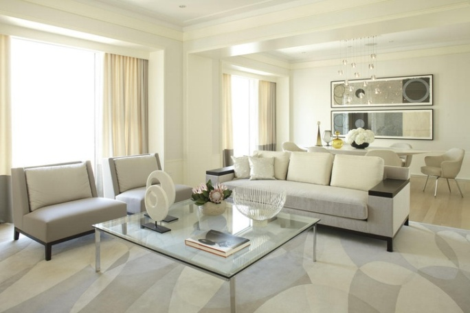 Журнальные столики в дизайне квартиры