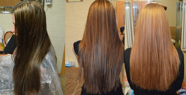 Декапирование волос – что это такое?