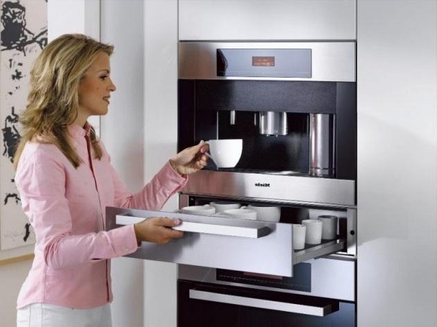 Как очистить от накипи кофеварку?