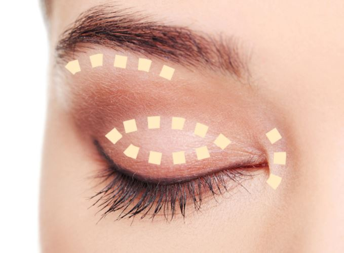 консилер для сияющих глаз