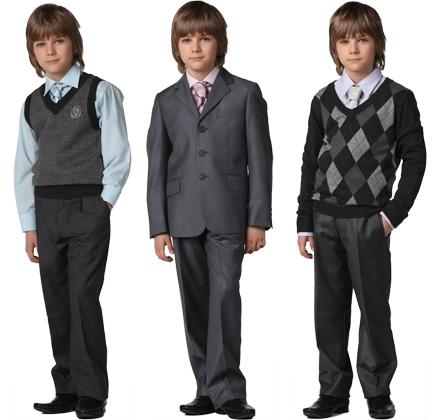 Какую одежду купить ребёнку для школы?