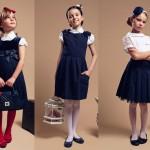 Модная школьная форма 2015