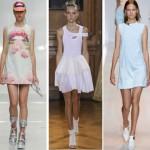 Летние подростковые платья 2015
