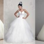 Выбираем свадебное платье для невесты низкого роста