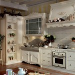 Выбираем мебель для кухни в стиле прованс