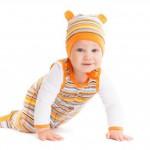 Детские ползунки – свобода в движение малыша