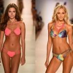 В чем загорают модели: лучшие пляжные образы