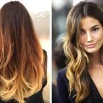 Покраска волос омбре. Полезная информация
