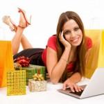 Преимущества шопинга в Интернете