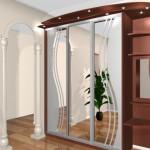 Шкафы-купе – функциональность и эстетичность