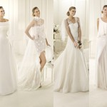 Выбираем модное свадебное платье