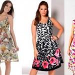 Выбираем лёгкое летнее платье на сезон 2015