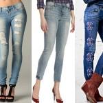 Женские джинсы: модные тенденции-2015 от La Redoute