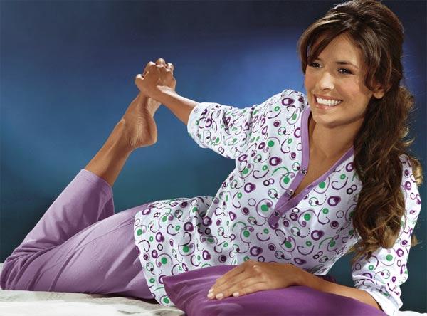 Выбираем-женскую-пижаму