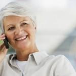 Выбираем сотовый телефон для пожилого человека