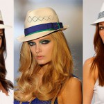 Модные летние шляпы 2015