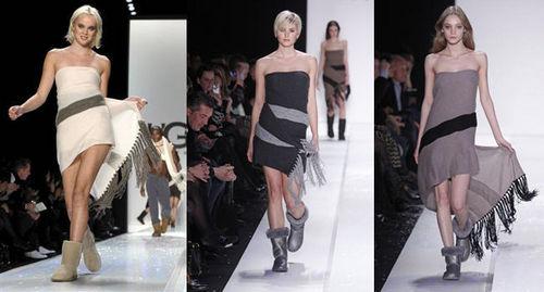 Модные-угги