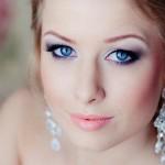 Правильный макияж к белому платью