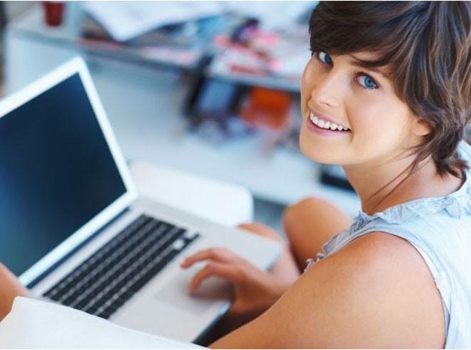 Домохозяйки ведут блоги и зарабатывают в Интернете
