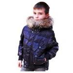 Зимний пуховик – готовим сына к холодам