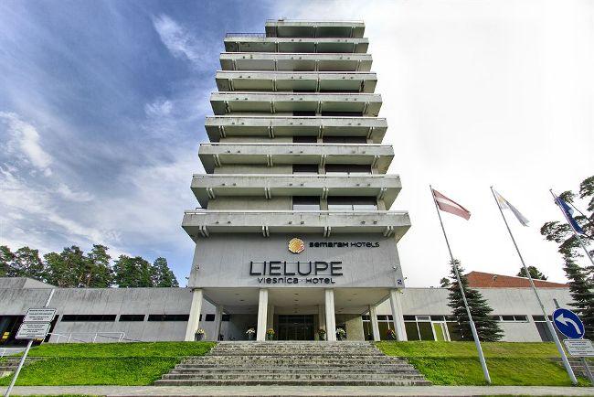 Отель-«Лиелупе»-Юрмала