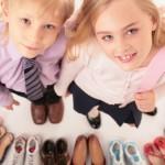 Правильно выбираем школьную обувь для своего ребенка