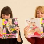 История появления глянцевых журналов
