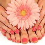 Профессиональный педикюр и красота ногтей