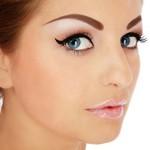 Как правильно делается перманентный макияж глаз