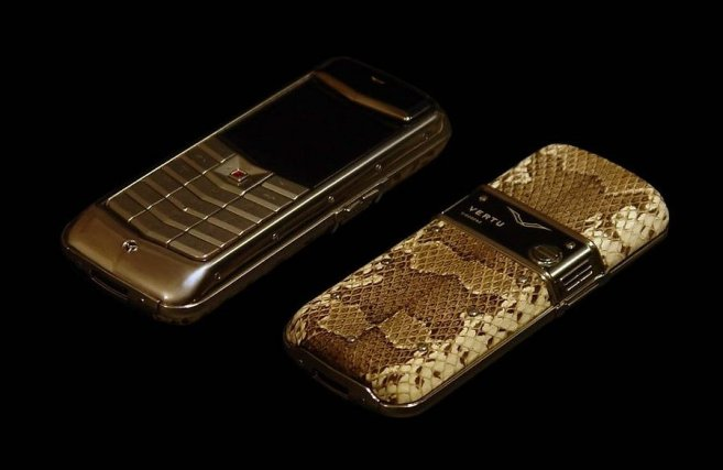 телефоны-Vertu