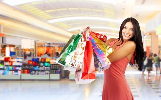 Шопинг-покупки