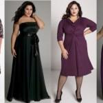 Как правильно выбрать платье для полных?