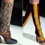 Модные женские сапоги на зиму 2016