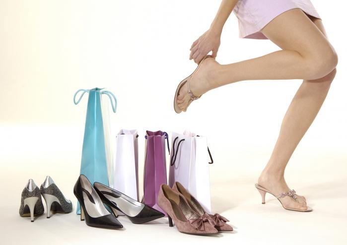 Летняя-обувь