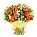Букет цветов с доставкой – приятный сюрприз