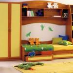 Личная мебель ребенка