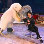 Цирк на льду. Оцените невероятное шоу!