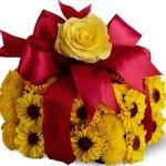 Основы этикета цветочного подарка